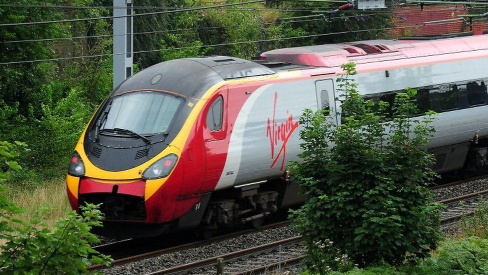 London-Glasgow passengers choose rail over air
