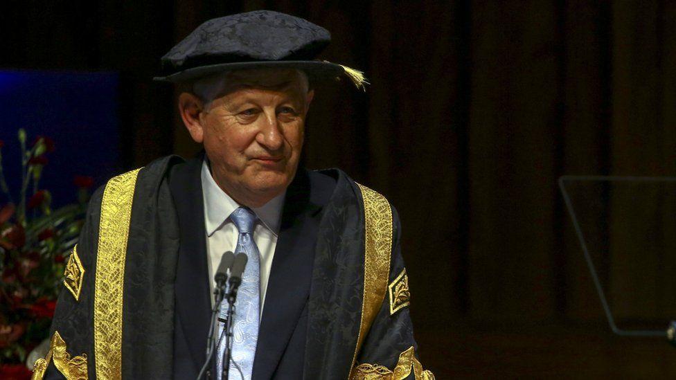 Richard B Davies
