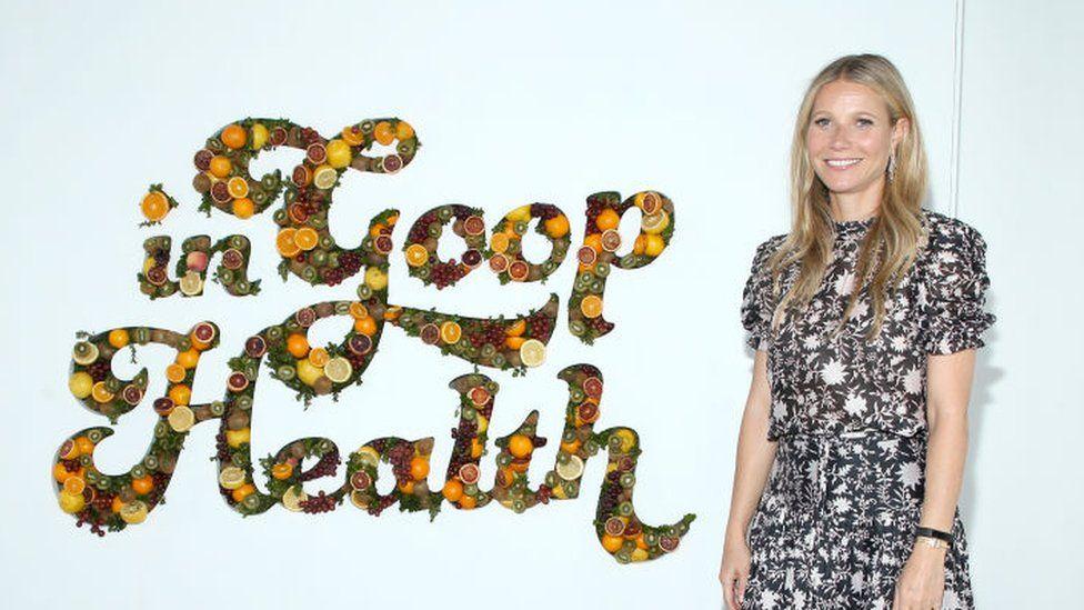 """Gwyneth Paltrow at """"In Goop Health"""""""