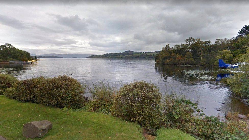 Man S Death In Loch Lomond Unexplained Bbc News
