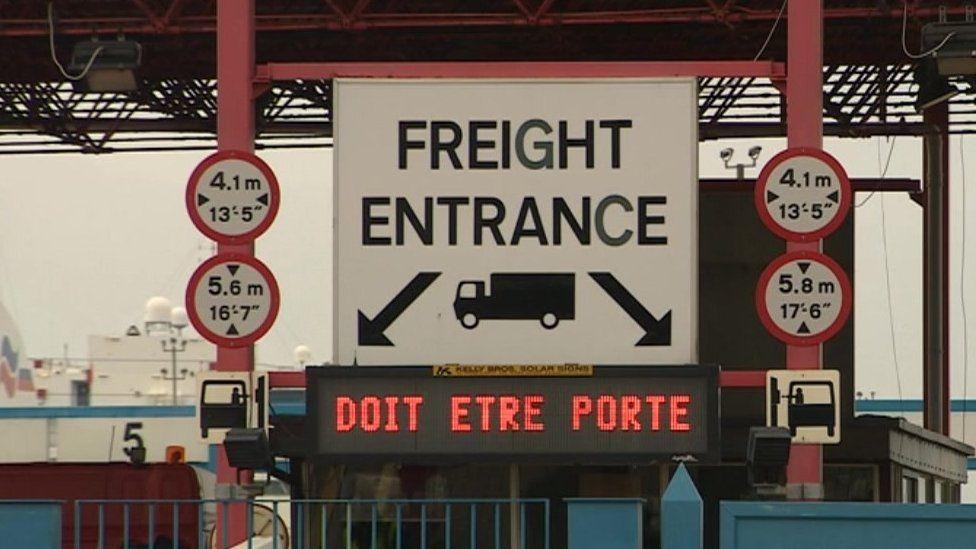 Portsmouth ferry port