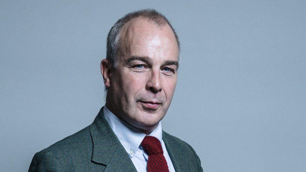 Official portrait of Labour MP Paul Farrelly