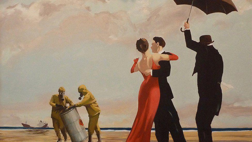Banksy confirms Port Talbot 'Season's greetings' piece is