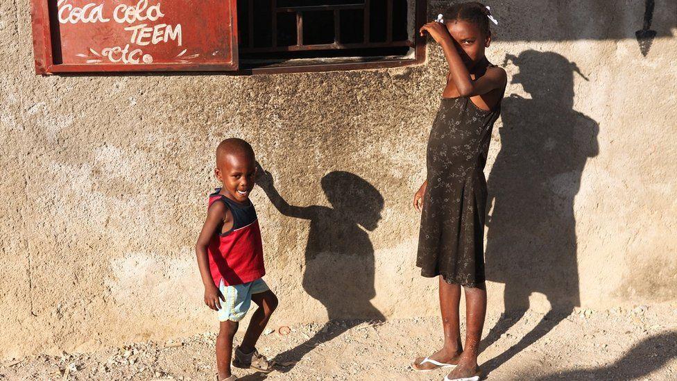 Lumos in Haiti