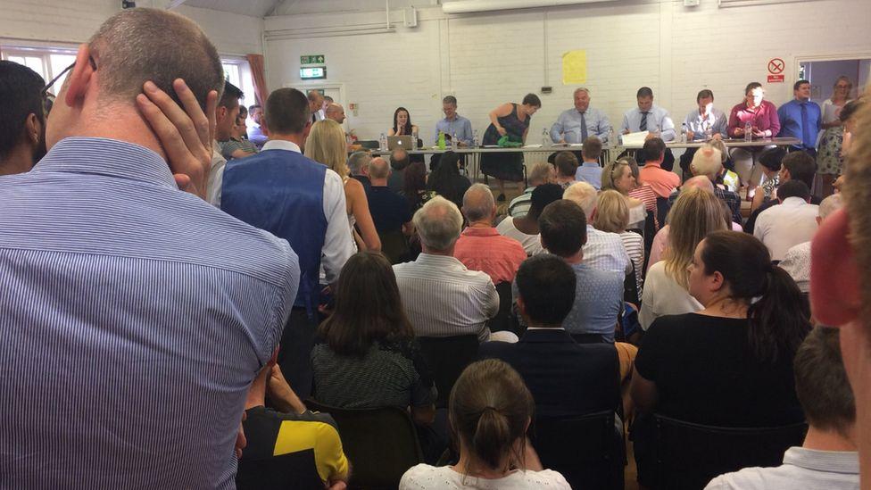 Govia Thameslink meeting