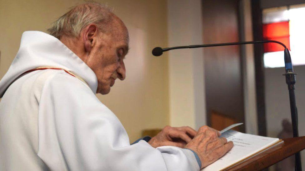 Photo of Fr Jacques Hamel