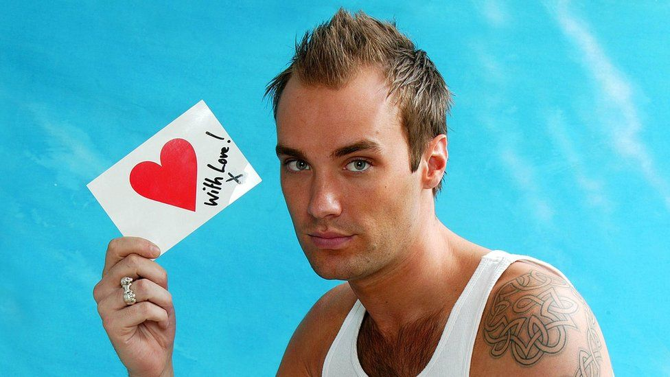 Calum Best was part of the Celebrity Love Island line-up in 2005