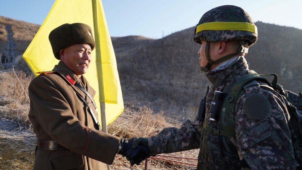 Tension on the DMZ has eased but US-North Korea talks appear stalled