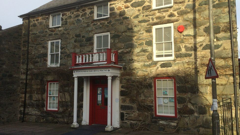 Dolgellau's Mervinian House Family Dental Practice will close on 31 March