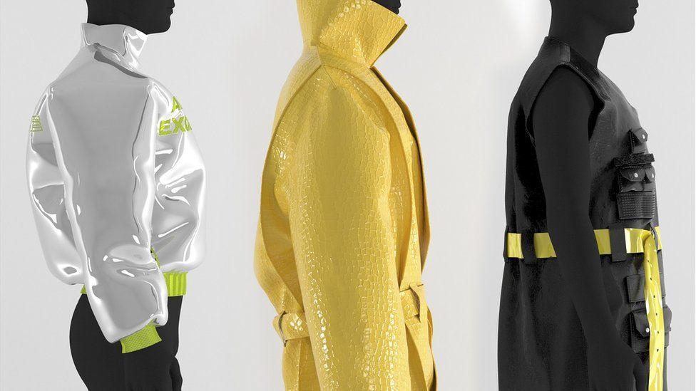 Carlings digital fashion line