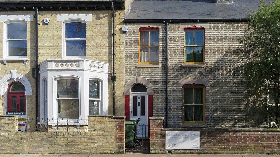 David Parr House