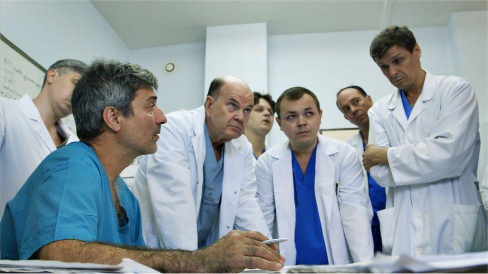 Macchiarini and his colleagues