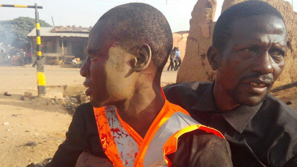 Man in Funtua, Nigeria