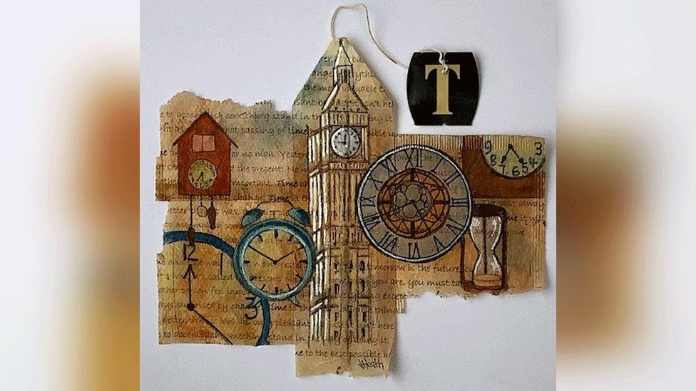Time by Jan Heath