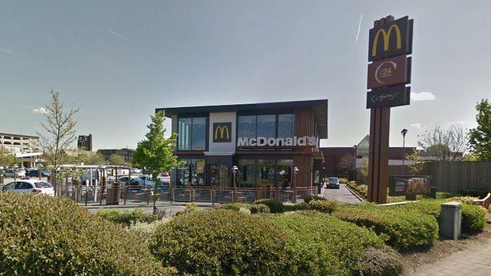 McDonalds, Chalon Way West