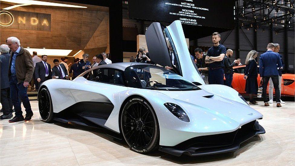 Bugatti unveils the world's most expensive new car - BBC News