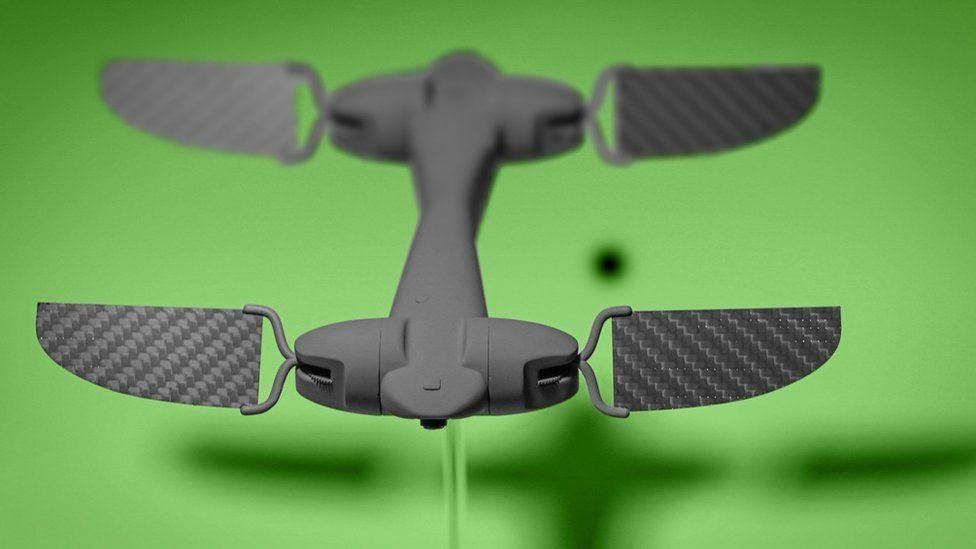 Skeeter drone