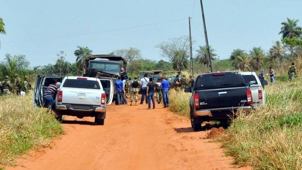 Paraguay: ocho militares mueren en una emboscada