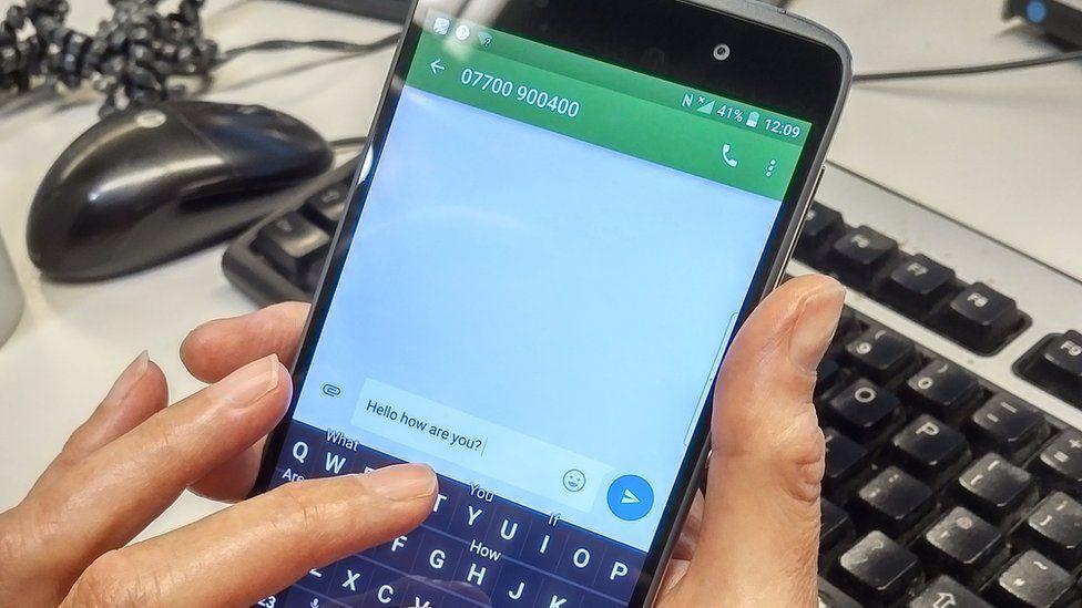 Blackberry Dtek 50 handset