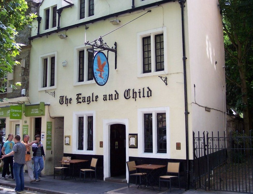 JRR Tolkien and CS Lewis Inklings pub to become hotel