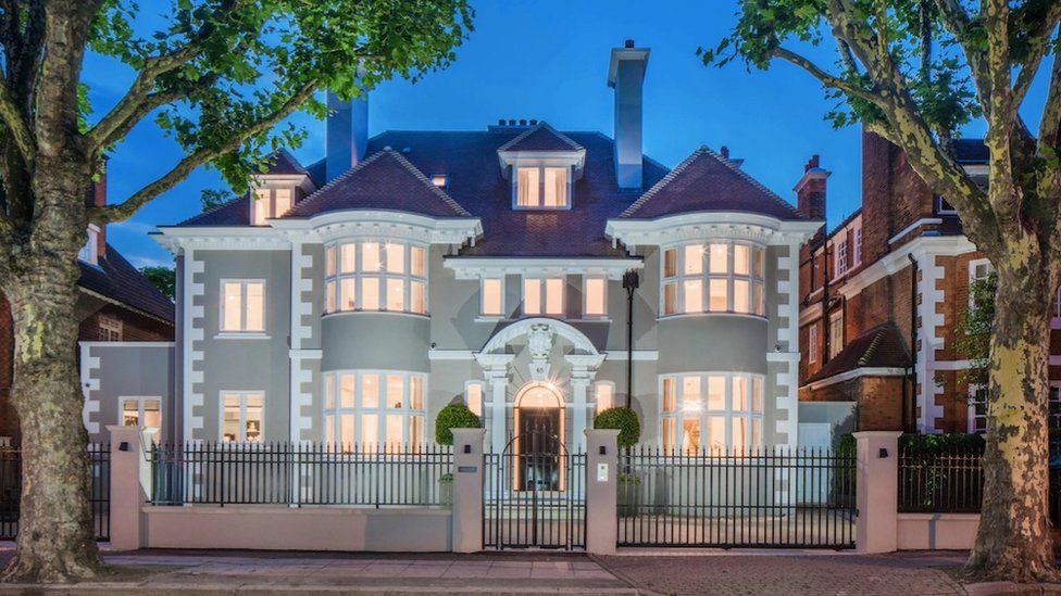 Most-viewed property on Rightmove during lockdown
