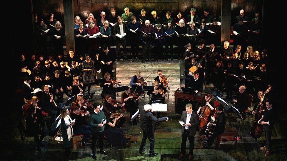 English Touring Opera's performance of Bach's St John Passion