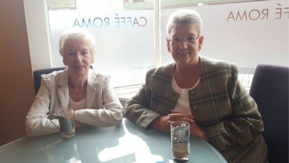 Beryl and Anna