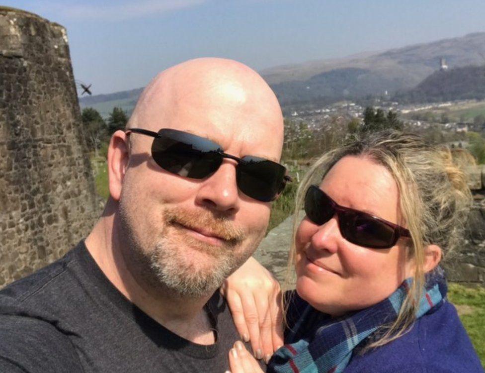Canadians in dream Scots wedding heartbreak