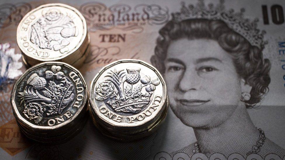 Bank of England currency