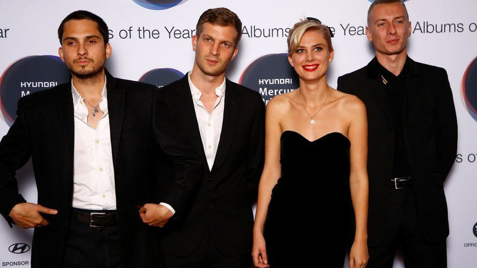 Wolf Alice's Visions of a Life won the Mercury Prize 2018