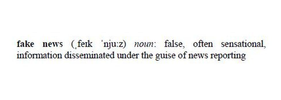 "visual definition of ""fake news"""