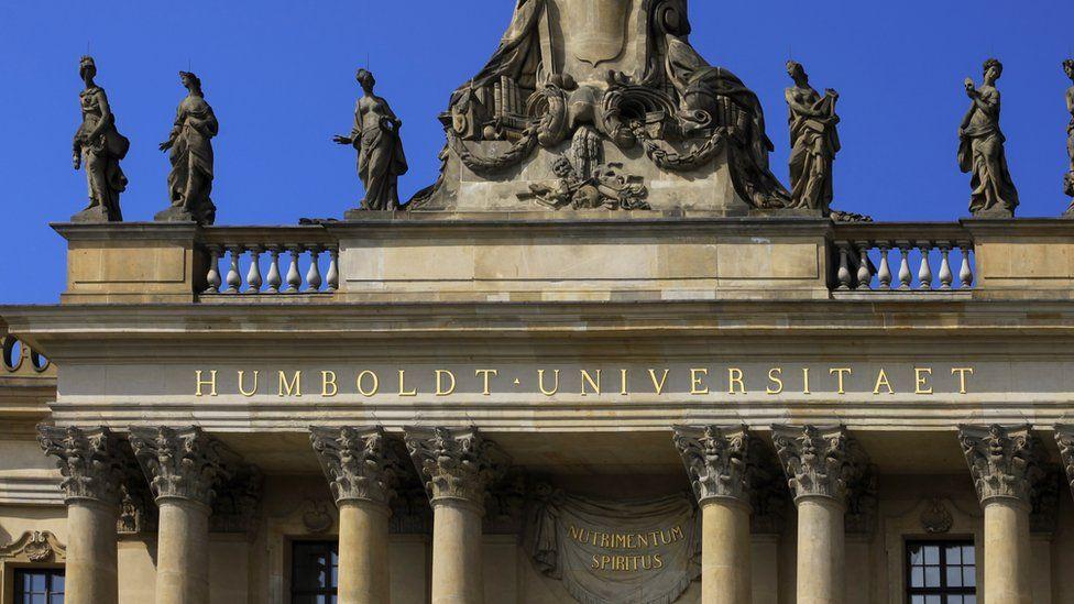 Picture of Humboldt University in Berlin