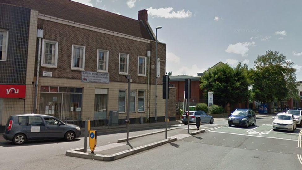 Kingston Crescent, Portsmouth