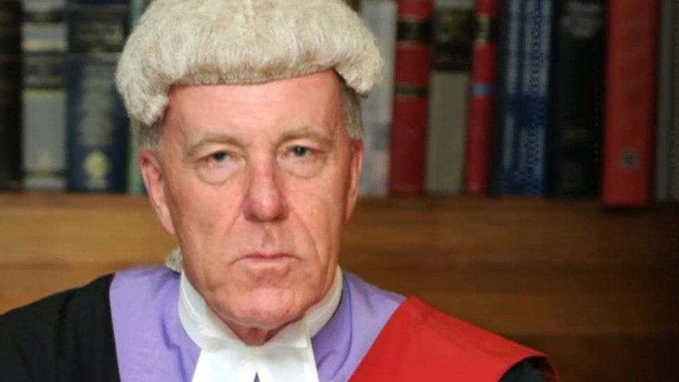 Judge Robert Trevor-Jones