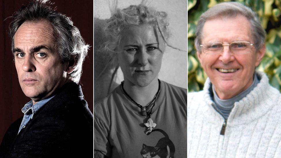 Award-winning authors