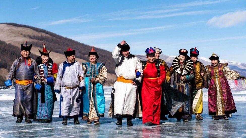 蒙古冰雪节