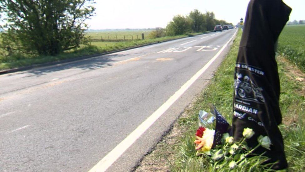 Camber Road, near Rye