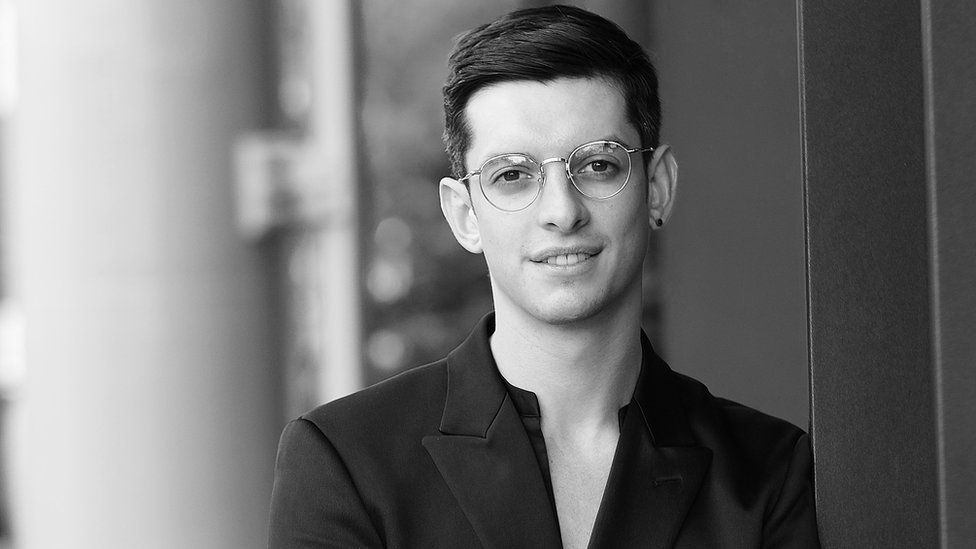 Matthew Shaw, creative director at events company Sauveur