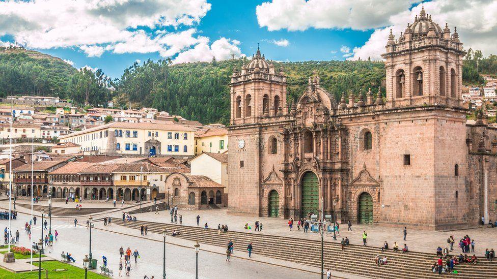 Cusco town