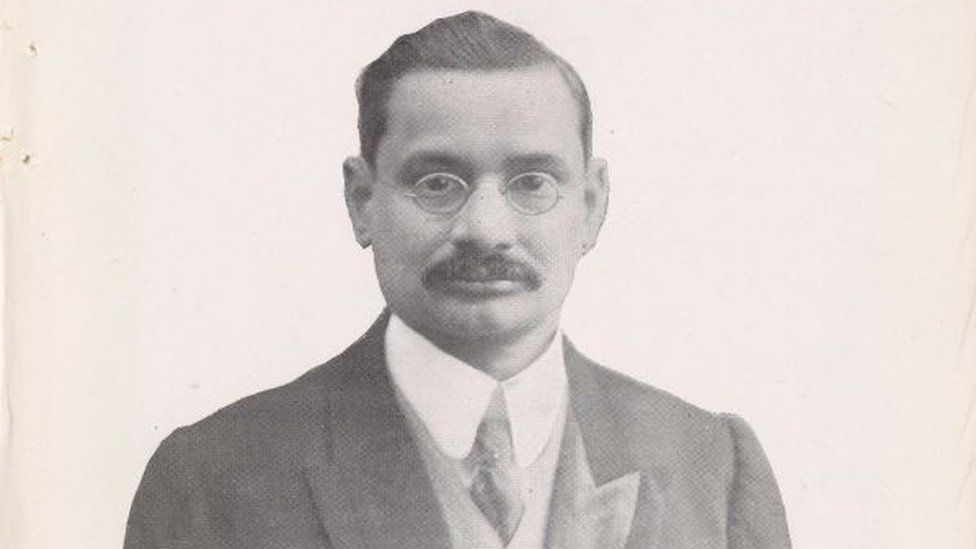 The forgotten Indian inventor who dazzled London