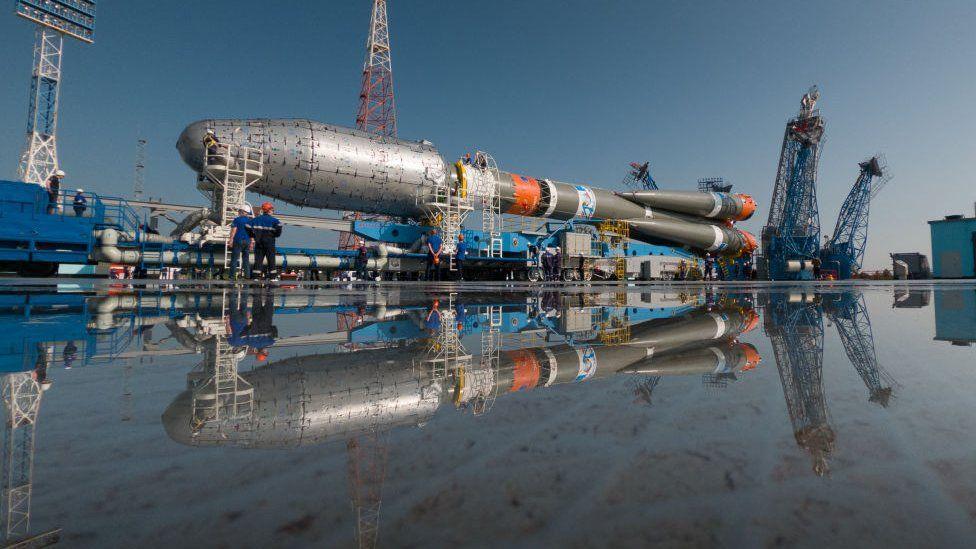 Oneweb launch rocket
