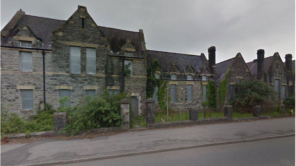 Intermediate School for Girls in Cowbridge, Vale of Glamorgan