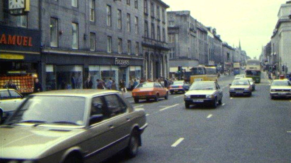 Union Street in days gone by