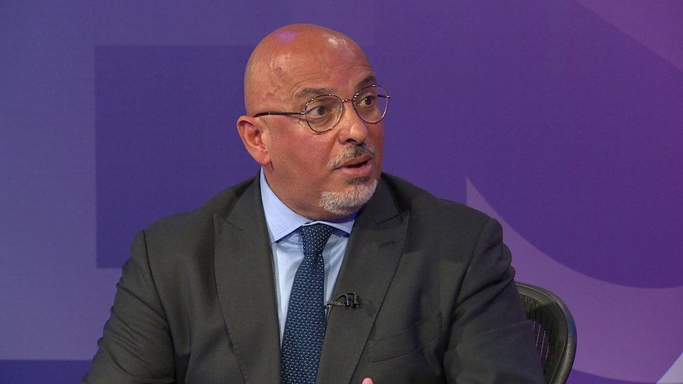 Business minister Nadhim Zahawi on Question Time