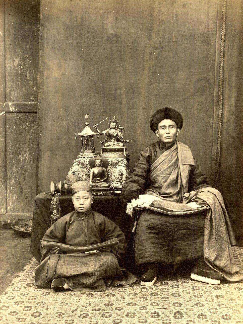 fb1a205b6 Rare early photographs of Peking - BBC News