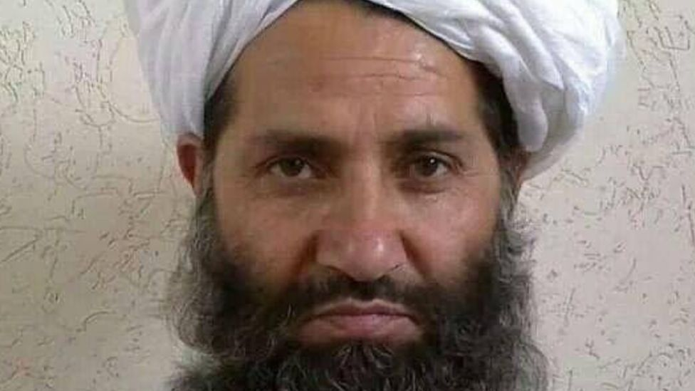Taliban leader Hibatullah Akhundzada
