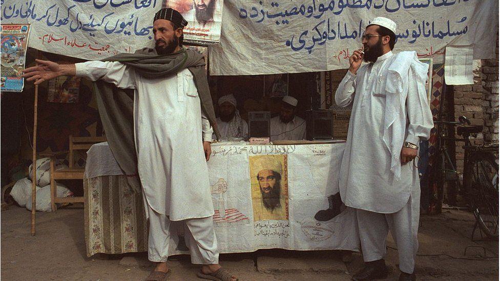 Pro-Bin Laden Islamists