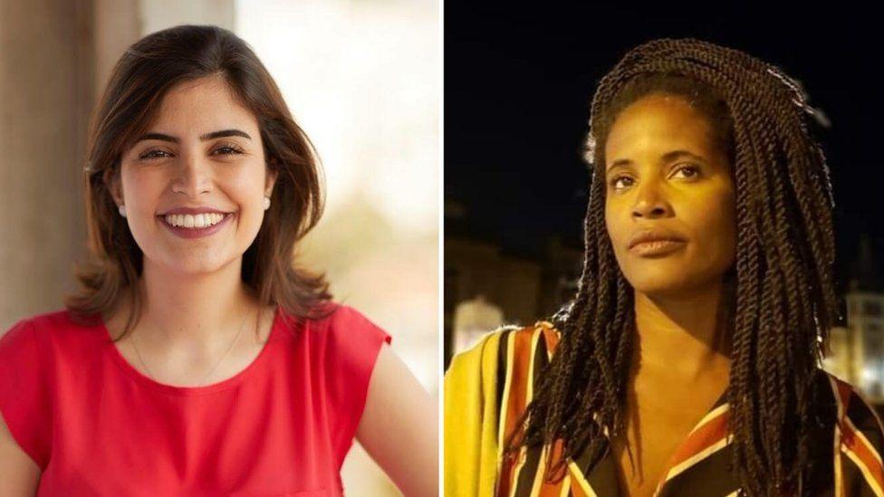 Djamila Ribeiro e Tábata Amaral estão em lista da BBC de 100 mulheres influentes no mundo