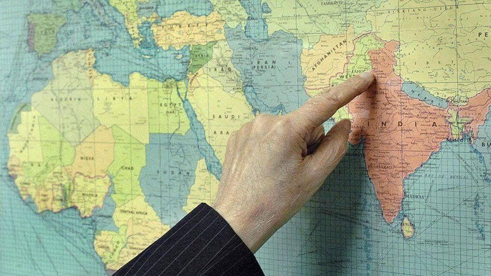 Cyril Radcliffe, el británico que trazó la línea que divide a India y Pakistán