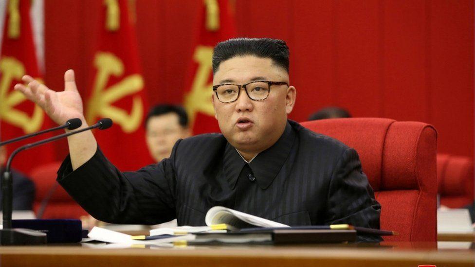 Kim Jong-un Admits North Korea is Facing 'Tense' Food Shortages
